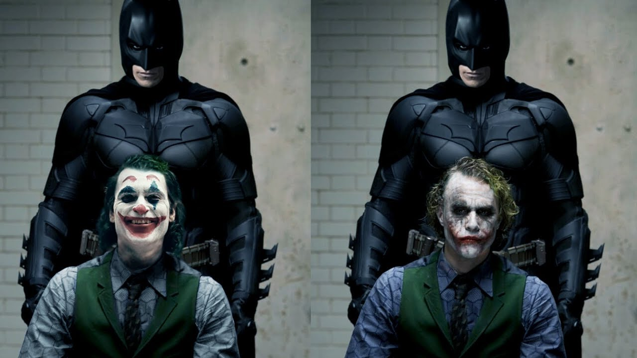 The Fiery Debate Over Joaquin Phoenix And Heath Ledger As Joker