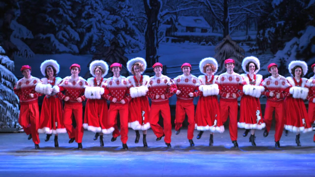 White Christmas Musical.White Christmas The Musical London Theatre Trailer