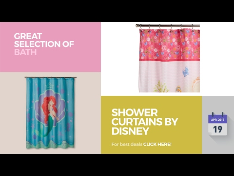 Shower Curtains By Disney Great Selection Of Bath Products