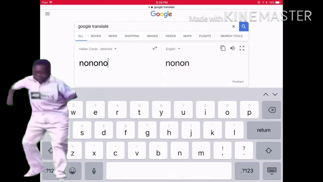 google translate is dumb