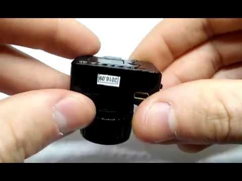 Купить сейчас. Q6 pro-mini это очень миниатюрная камера fullhd, которая обладает всеми необходимыми функциями: режим ночной съёмки,