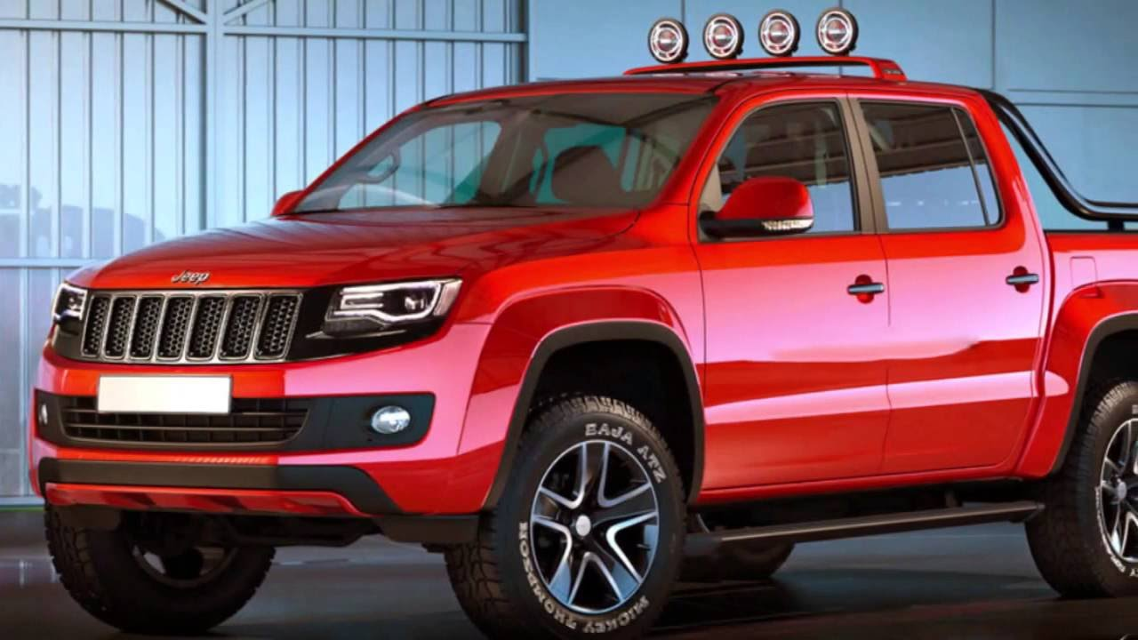 Long Awaited Jeep Pickup Truck Is Finally Here Engaging