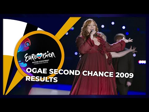 OGAE Second Chance 2009 | RESULTS