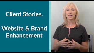 (Website & Branding) Client Testimonial