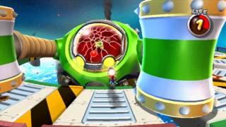 Wii Longplay [005] Super Mario Galaxy 2 (World 3, Part 2/2)