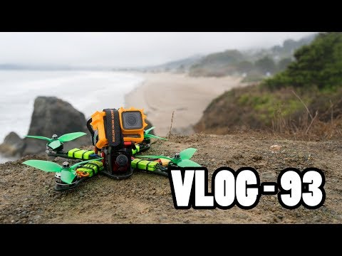 VLOG – 93 // California FreeRange and the Missing Drones