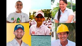 En vivo: gran debate con candidatos a la Alcaldía de Cartagena