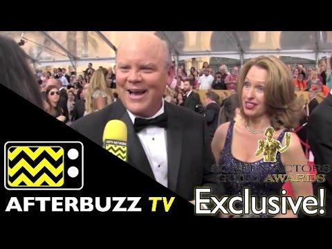 "Dirk Blocker of FOX's ""Brooklyn Nine-Nine"" @ The SAG Awards Red Carpet | AfterBuzz TV"