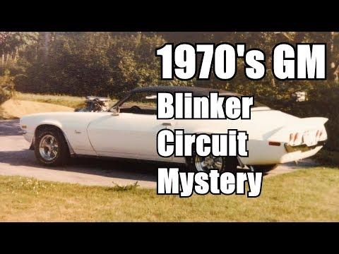1970's GM Blinker Circuit Explained