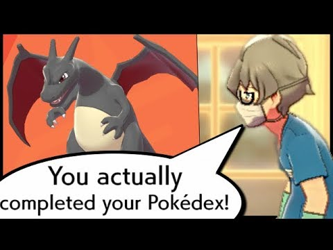 What Happens When You COMPLETE The Pokedex In Sword And Shield?