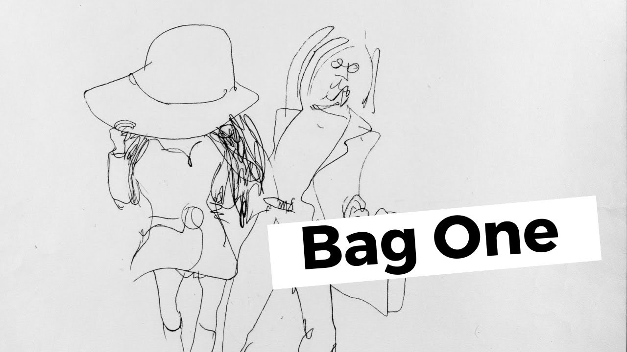 Bag One John Lennon S Controversial Drawings Youtube