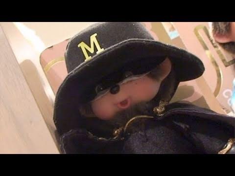 Monchichi Dolls Hong Kong Toy Fair 2011  Sekiguchi Monchhichi Dolls
