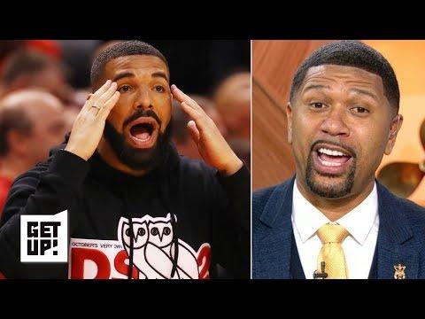 Drake Isn't Just A Fan, He's An Ambassador! – Jalen Rose | Get Up!