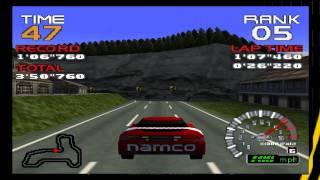 Ridge Racer 64 Gameplay (N64)