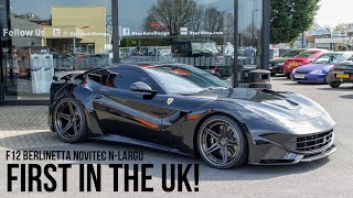 Novitec Ferrari F12 Berlinetta N LARGO 2014 Videos