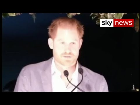 BREAKING: Prince Harry: 'There was no other option'