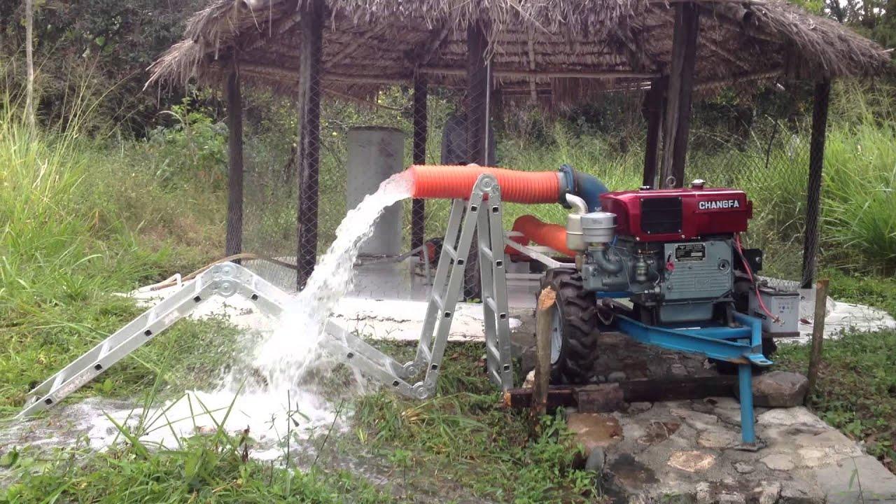 Prueba de bombeo pozos con bomba de 50 litros por segundo for Bomba de agua para pozo