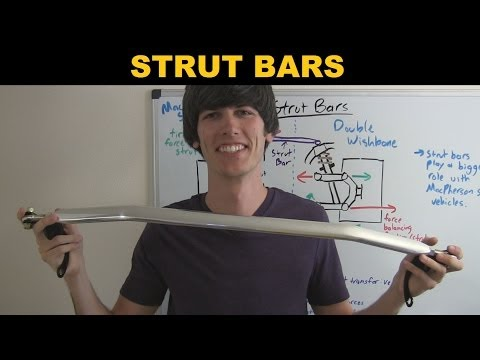 Strut Bar - Explained
