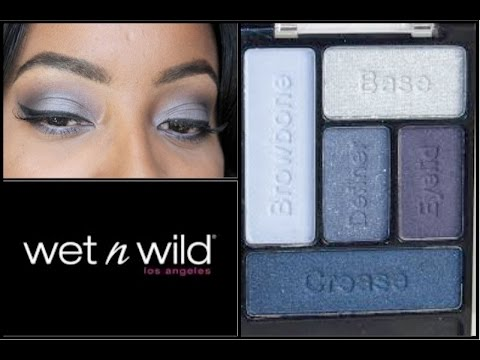 "Wet n Wild ""HIGH WASTED JEANS"" 5 Pan Palette 