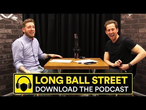 LIVE MCGREGOR WINNING MAYWEATHER BATTLE | LONG BALL STREET PODCAST