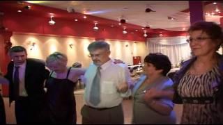 Weselny Grek Zorba Greek wedding dance