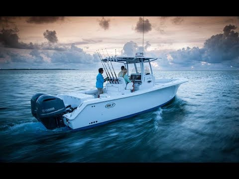 Sea Hunt Boats | Gamefish 30 with Coffin Box | Offshore Center Console Boats