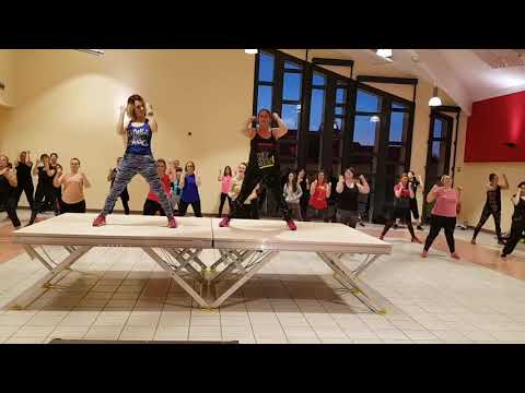 Soprano-le Coach- Zumba Fitness- Valentia ZUMBA