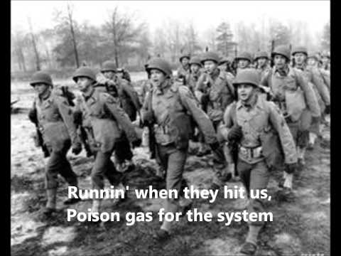 World War 1 M.I.A Parody-Karaoke version