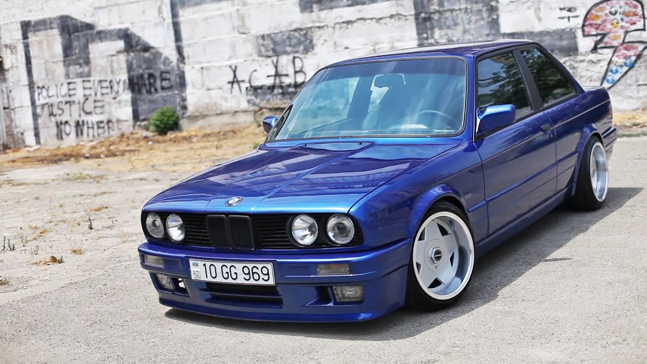 bmw e30 stance baku youtube. Black Bedroom Furniture Sets. Home Design Ideas