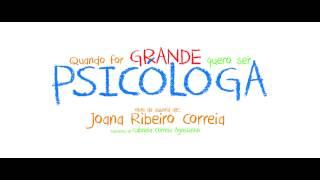 capa de Quando for Grande quero ser Psicóloga de Joana Ribeiro Correia