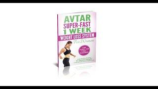 1 week weight loss PDF Avtar Nordine Zouareg