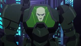 Lex Luthor vs Doomsday | The Death of Superman