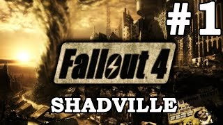 Fallout 4 (PS4) Прохождение игры #1: Убежище
