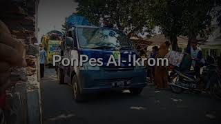 Hari Terakhir Karnaval || Haflatul ikhtibar PonPes ∆L-!KR0M