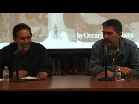UCLA Professor Héctor Calderón in Conversation with Marco Acosta