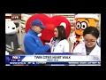 Todd Talks Blood Pressure with Walgreens at Heart Walk