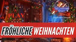 THE CHRISTMAS SPIRIT - Grimm Tales [001] Fröhliche Weihnachten ★ Let's Play Wimmelbild   Deutsch