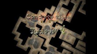 Pikmin 2 Challenge Mode #12: Concrete Maze (Perfect)