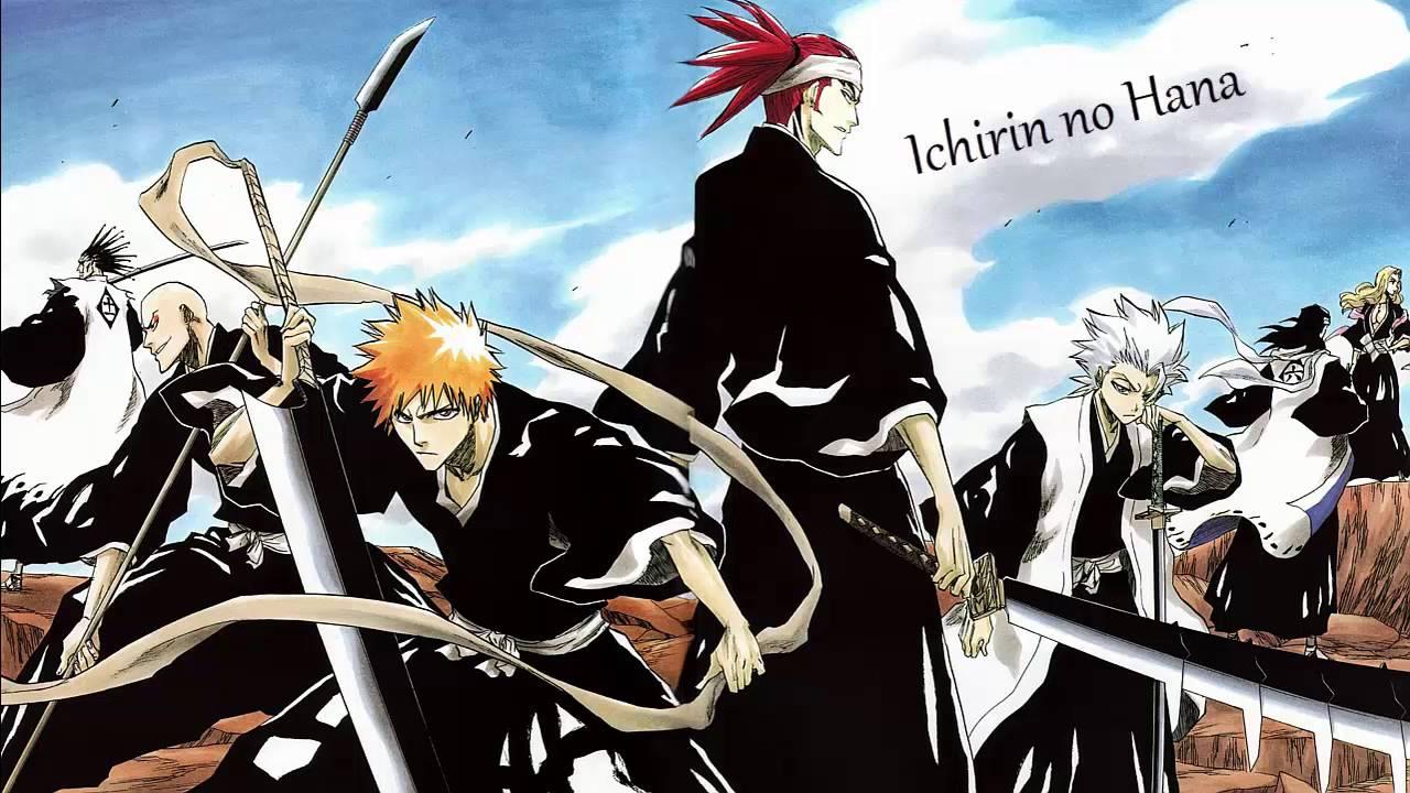 bleach song ichirin no hana