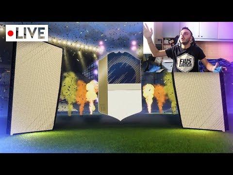 PACK OPENING su FIFA 18 da 12.000 FIFA POINTS!!! VOGLIO UN ICON!!!!!!!!!!!!!!!!!!!!!!!