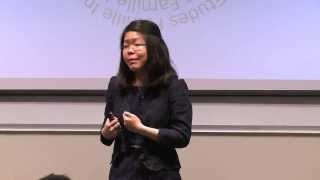 Limiting limits, no determining limits: Nha Thi Nguyen Huynh at TEDxStrasbourgUniversite