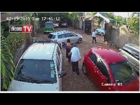 Mbica cia CCTV gukinyia ekuirwo 4 a uici igoti-ini, Muranga