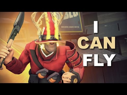 I CAN FLY! [Market Garden Montage]