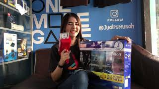 Playstation4 promo semarak kemerdekaan,gratis tas keren dr sony waww !!!