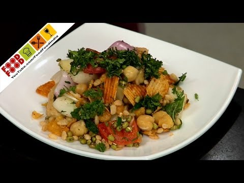 Nuturi Chat   Food Food India - Fat To Fit   Healthy Recipes