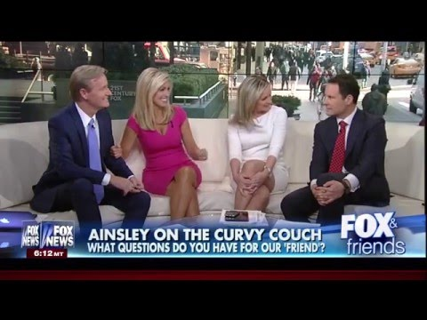 Ainsley Earhardt new F&F host