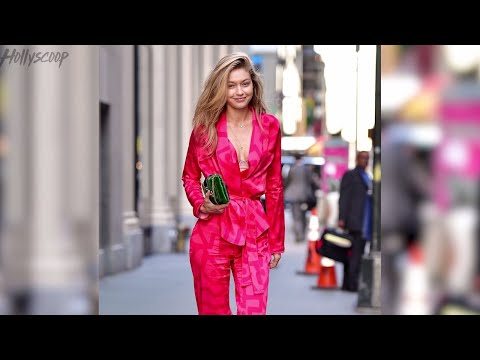 Gigi Hadid Suffers ANOTHER Wardrobe Malfunction?
