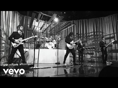 Foo Fighters  White Limo  on Letterman
