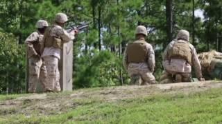 US Marines Shooting With The M32A1 Milkor MGL 40mm + M203, M79 & Shotguns