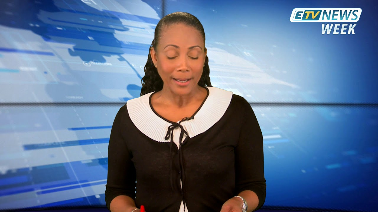JT ETV NEWS WEEK du 01 Juin 2019